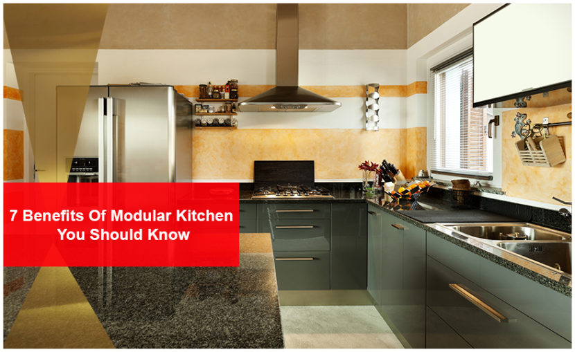 7 Benefits Of Modular Kitchen You Should Know