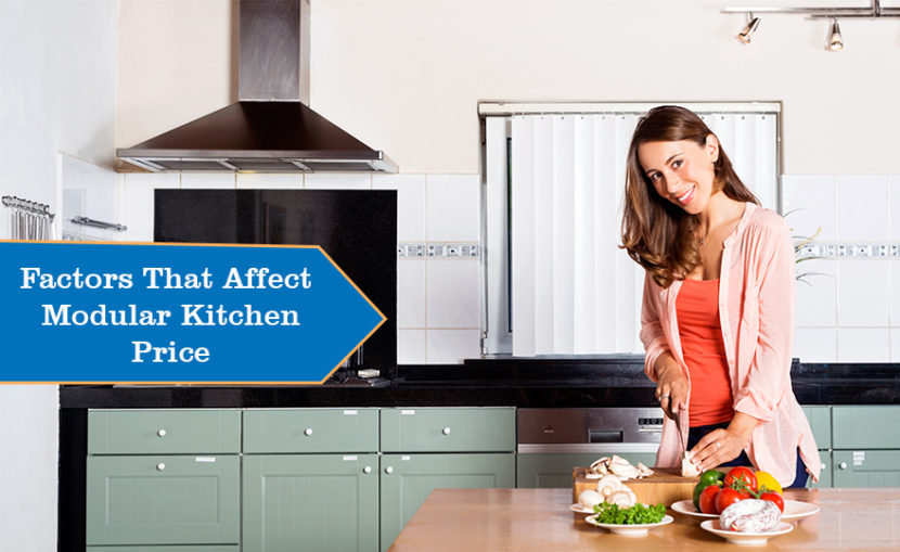 Factors That Affect Modular Kitchen Price