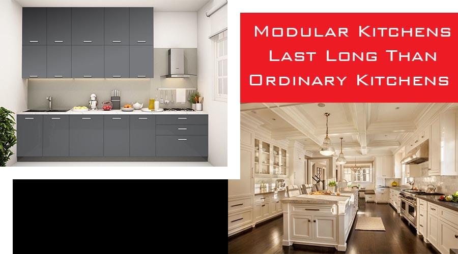 modular kitchens last long than ordinary kitchens. Black Bedroom Furniture Sets. Home Design Ideas