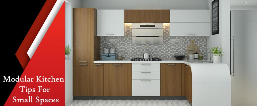 Modular Kitchen Tips For Small Spaces
